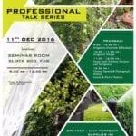 Product sharing: landscape irrigation system