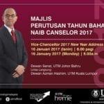 Majlis Amanat Tahun Baharu 2017