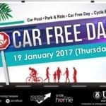 UTM Car Free Day (Jan 2017)