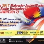 The 2017 Malaysia-Japan Workshop on Radio Technology (MJWRT2017)