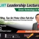 20th MJIIT Leadership Lecture Series