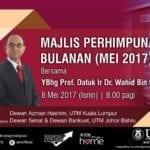 Majlis Perhimpunan Bulanan Mei 2017