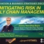 Mitigating Risk in Supply Chain Management