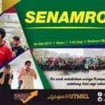 Senamrobik Siri 4/2017 UTM Kuala Lumpur