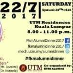 FKM Alumni Dinner