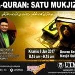 Al-Quran : Satu Mukjizat