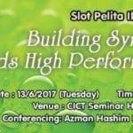 Slot Pelita Ilmu : Building Synergy Towards High Performance Delivery
