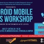 Android Mobile Apps Workshop