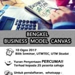 Bengkel Business Model Canvas 2017