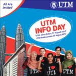 UTM Info Day (UTM Johor Bahru)