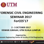 Forensic Civil Engineering Seminar 2017 (ForCES'17)