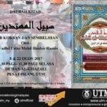 Program daurah kitab Sabil Al-Muhtadin Bab Korban dan Sembelihan