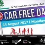 Car Free Day (Ogos 2017)