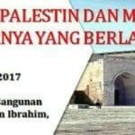 Sesi Perkongsian Ilmu: Ceramah Isu Palestin & Masjid Al-Aqsa