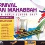 Karnival Sukan Mahabbah 2017