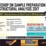 4th Workshop on Sample Preparation & Microstructural Analysis 2017