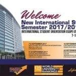 International Student Orientation UTM Kuala Lumpur