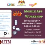 Mobile App Workshop