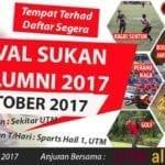 Karnival Sukan UTM ALUMNI 2017