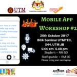 Mobile App Workshop #2