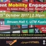 Student Mobility Engagement by Assoc. Prof. Dr. Abdul Rahman Abdul Rahim