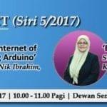 Program Wacana Ilmu ICT – Siri 5/2017
