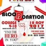 Blood Donation (FUNFEST17)