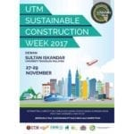 Sustainable Construction Week