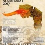 Seminar Kalam : Bicara Seni Nusantara 1 2017
