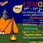 UTM Leader's Camp-Hike Program