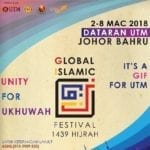 Global Islamic Festival UTM 2018 – JKM Kolej 9&10
