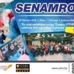 Senamrobik UTM Kuala Lumpur siri 2/2018
