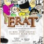 """ERAT – FAB 1.0 """"Bermulalah sebuah tradisi baharu"""""""