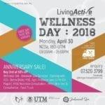 IBD-UTM Wellness Day 2018