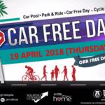 UTM Car Free Day Series 2.0 Series 3/2018