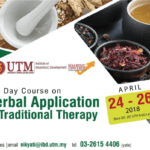 A 3 Day Course on Herbal Application in Traditional Therapy