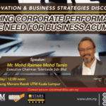 Innovation & Business Strategies Discourse