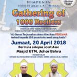 Himpunan 1000 Pembaca Al-Quran (Gathering of 1000 Reciters)