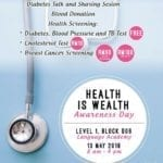 Diabetes Talk and Sharing Session