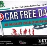 UTM Car Free Day 2.0 Series 5/2018 (30 Aug 2018)