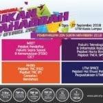 Karnival Sukan Mahabbah 2018 peringkat UTM Kuala Lumpur