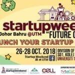Startup weekend JB at UTM
