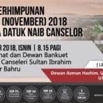 Majlis Perhimpunan Bulanan (November) 2018 bersama Datuk NC