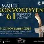 Majlis Konvokesyen ke 61 UTM