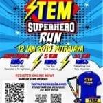 STEM Superhero Run