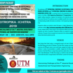 The joint International Conference of 11th Geotropika and 1st ICHITRA 2019
