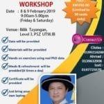 Structural Equation Modelling (SEM) Workshop