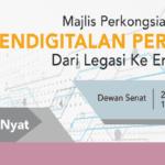Majlis Perkongsian Ilmu : Pendigitalan Perkhidmatan Dari Legasi Ke Era IR 4.0