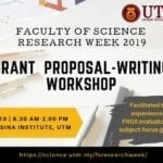 Grant Proposal-Writing Workshop