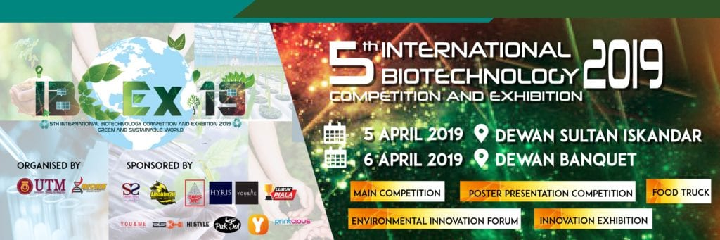 International Biotechnology Competition and Exhibition 2019